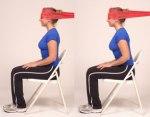 neck flexion
